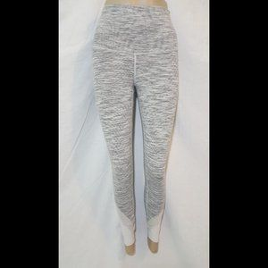 Lululemon Wunder Under Crop Pants sz 8 Roll Down